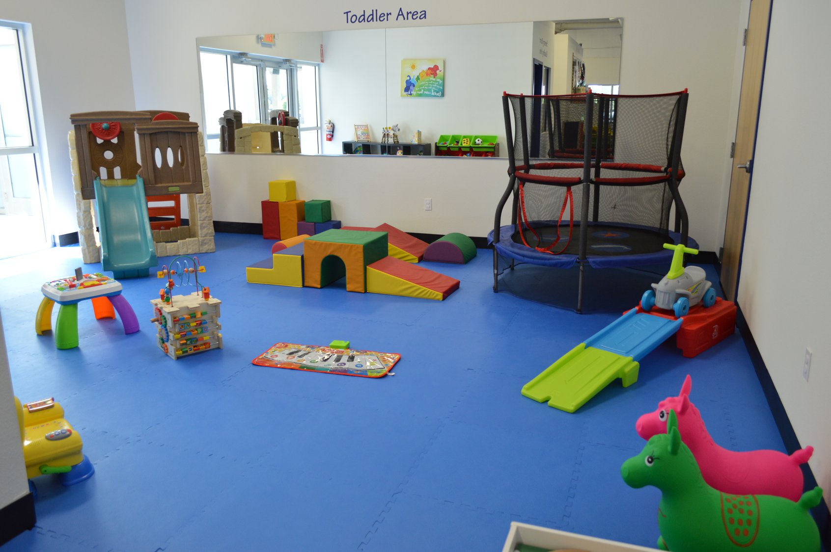 WRTS Fort Myers Toddler Area